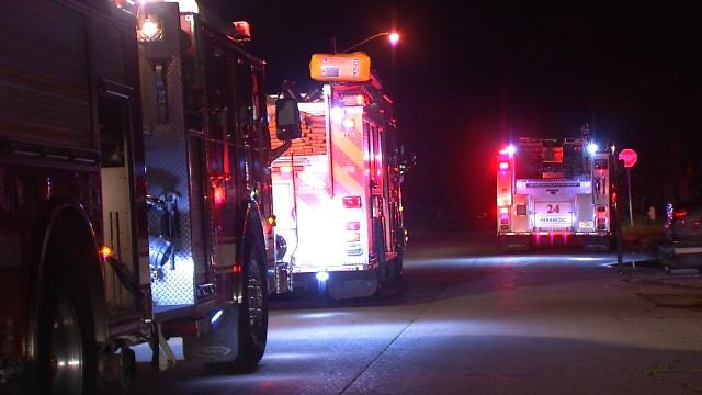 Homeless Person To Blame For Fire In Vacant Tulsa Home, Department Says
