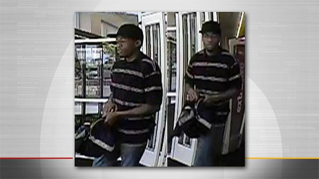 Man Sought In Tulsa Drug Store Robbery