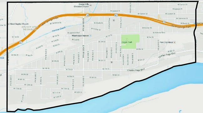 West Tulsa Residents Get Free Debris Pickup Saturday