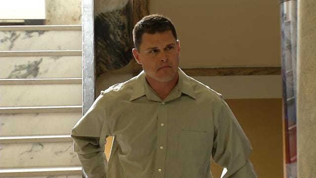 Oklahoma Trooper Accused Of Rape Shows Up Late To Court