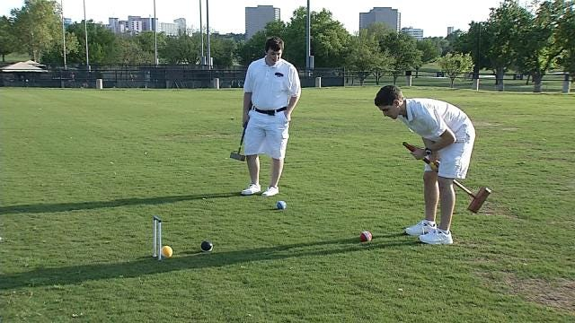 Wesleyan University Set To Compete In Croquet Championship