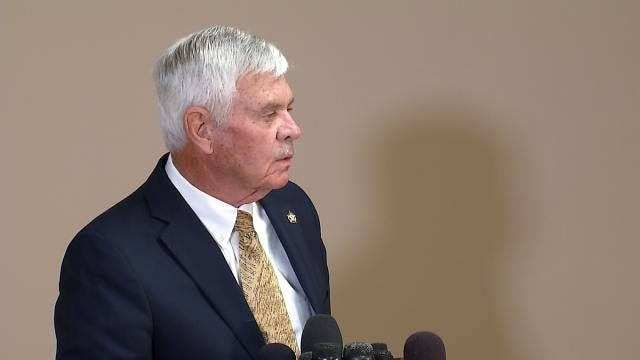 Eric Harris Family Demands Results Of TCSO Internal Affairs Investigation