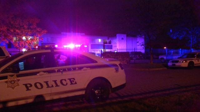 Father, Son Food Fight Leads To Stabbing, Tulsa Police Say