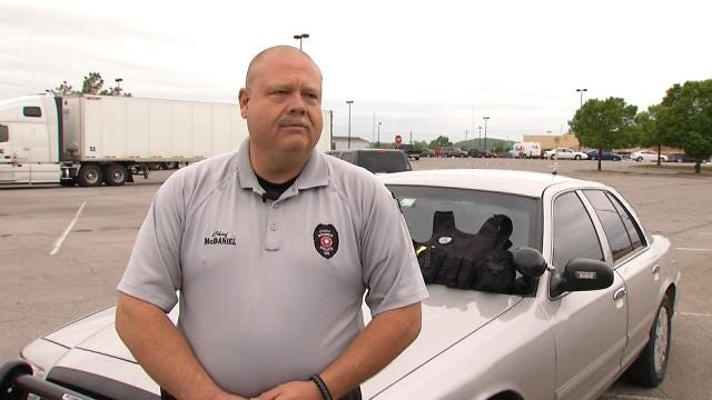 Mounds Police Chief Says Small Town Struggles With Tight Budget