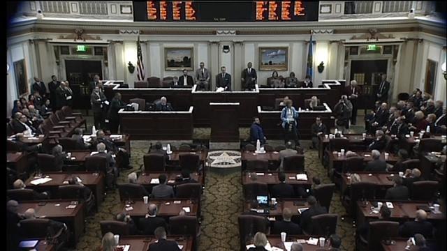 Oklahoma Legislature Weighs Law Enforcement Body Cam Bill
