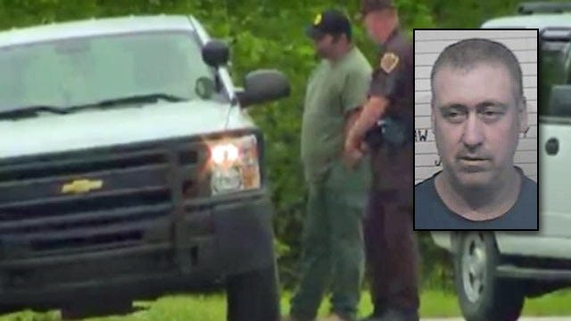 Two Officers Shot, Shooter Killed In Choctaw County