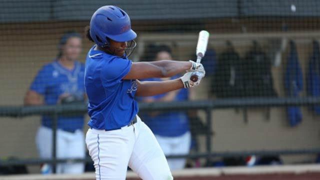 TU Softball Hosts Houston In Key AAC Series