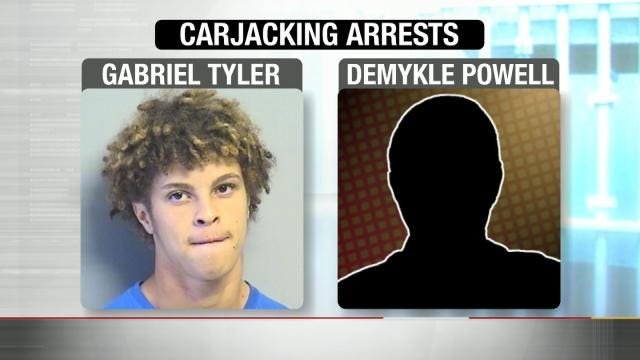 Tulsa Carjacking Victim Fears Teens Responsible Will Strike Again