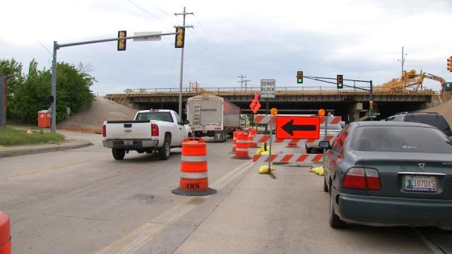 Construction Projects Causing Headaches For Tulsa Drivers