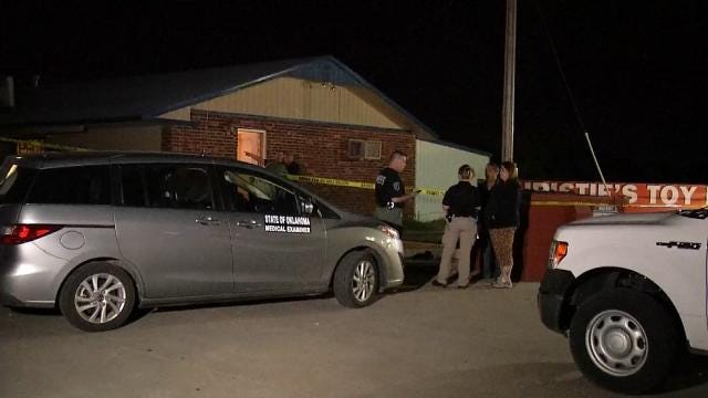 Man Killed In Muskogee Apartment Leaves Behind 6-Year-Old Son