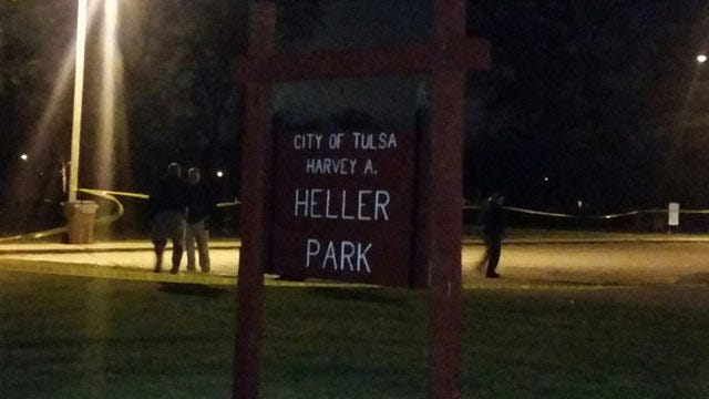 Police Identify Tulsa Woman Killed In Crash After Run Over At Park