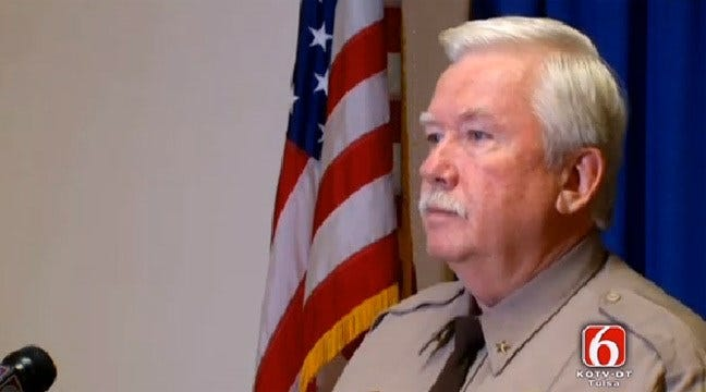 Tulsa County Sheriff: Undersheriff Tim Albin Is Out