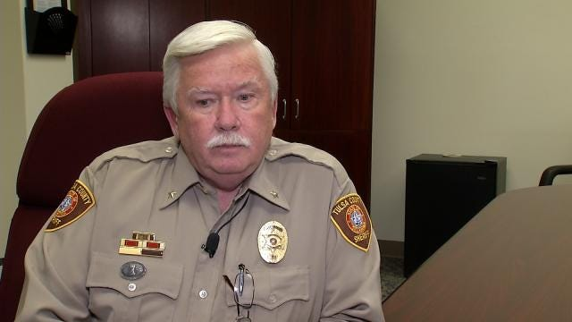 Undersheriff Resigns; Says People Can Trust Tulsa County Sheriff's Office