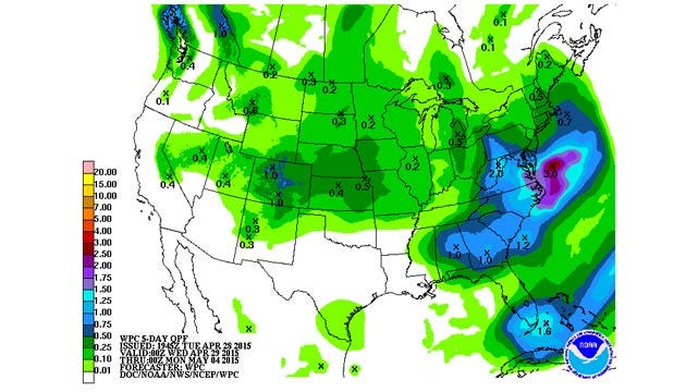 Dick Faurot's Weather Blog: Quiet Weather Pattern Next Few Days