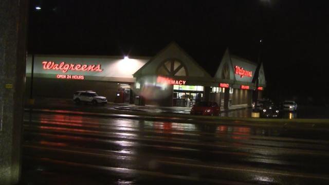 Masked Man Uses Shotgun To Rob Tulsa Drug Store