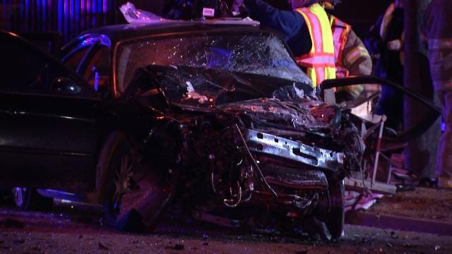 Police File Murder Charges For Fatal New Year's Eve Crash