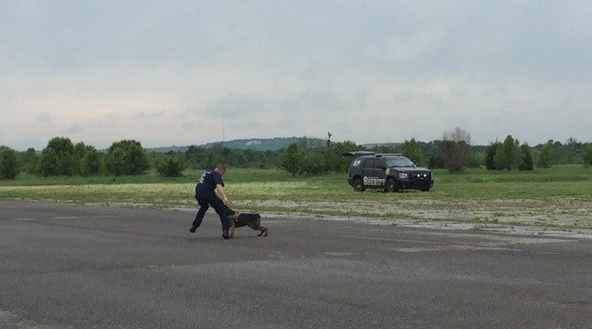Students Learn How Muskogee Police Train K9 Officers