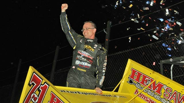 The World Of Outlaws Returns To Oklahoma