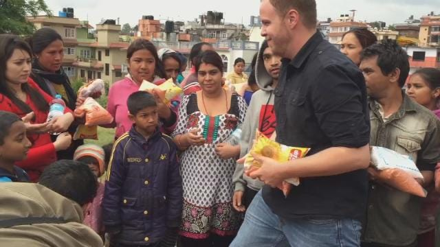 Catoosa-Based Ministry Team Helping Victims Of Nepal Earthquake