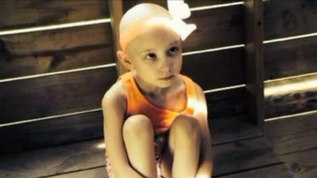 Six-Year-Old LeFlore County Girl Dies From Rare Bone Cancer