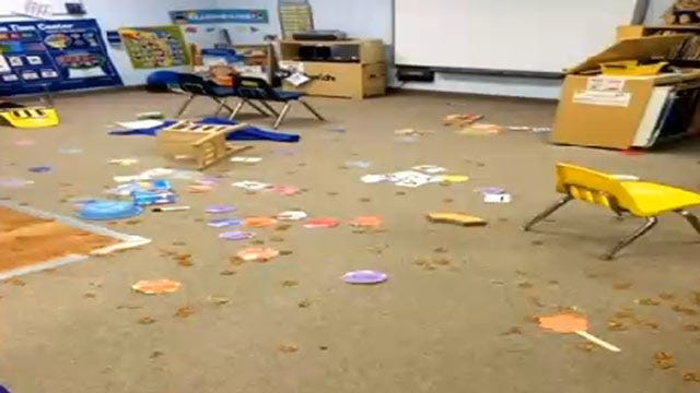 Third Graders Vandalize Miami's Head Start, Officials Say