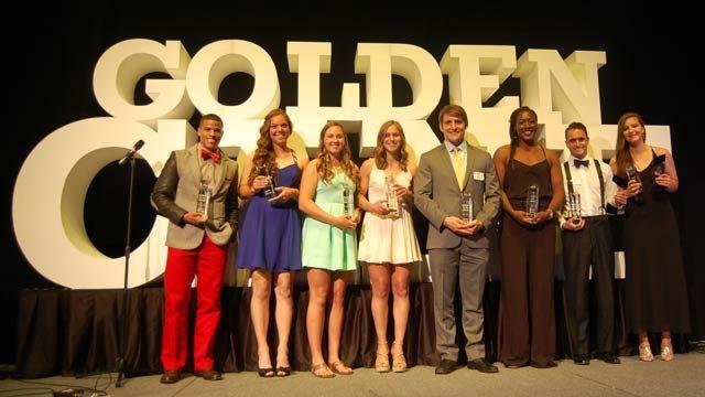 TU Honors Top Student-Athletes
