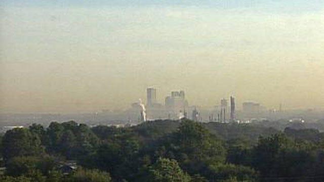 Tulsa Area Gets Bad Grade On Ozone Level