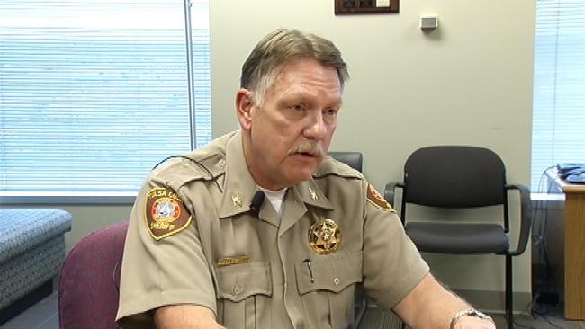 Tulsa County Sheriff Announces New Undersheriff