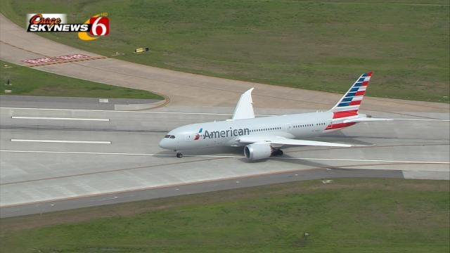 Tulsa Gets Second Visit From American Airlines' Dreamliner