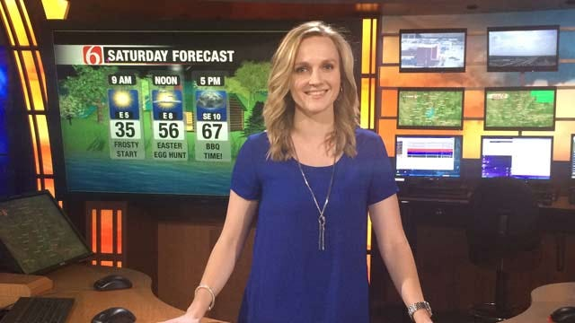 6 Things You Didn't Know About News On 6 Meteorologist Stacia Knight