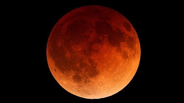 Lunar Eclipse To Be Visible Over Oklahoma