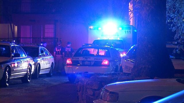 Man Wounded In Tulsa Police Officer-Involved Shooting