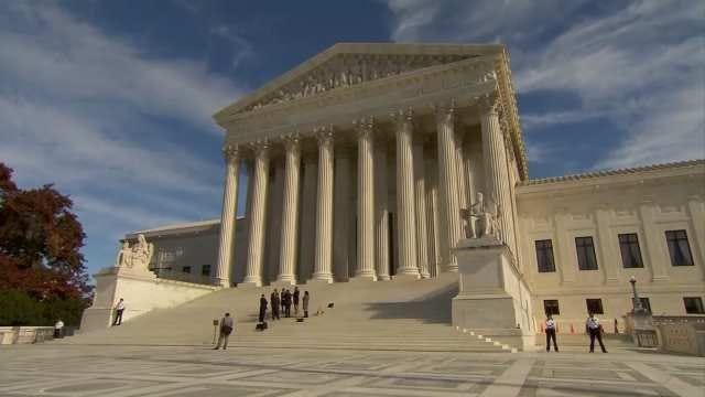 Justices Ask Tough Questions In Oklahoma Death Penalty Case