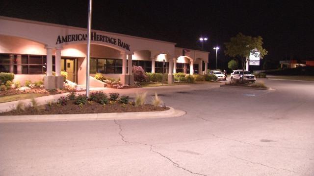 Masked Men With Machetes Frighten Away Tulsa Bank Customer