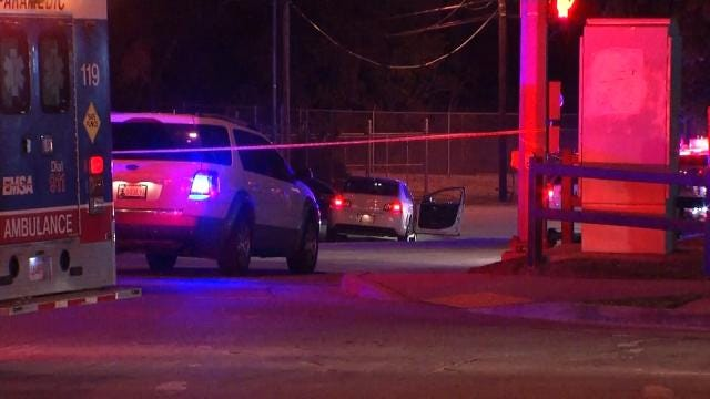 Police Identify 19-Year-Old Driver Killed In Downtown Tulsa