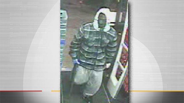 Surveillance Photo From Tulsa Walgreens Robbery Released