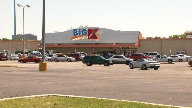 Tulsa Kmart To Close Mid-July; Liquidation Sales Start In May