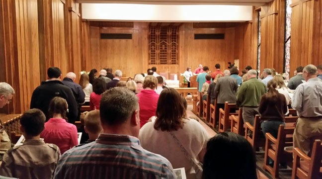 Green Country Christians Celebrate Easter Sunday