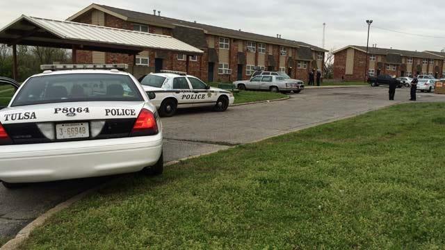 Man Shot In North Tulsa Argument, Police Say