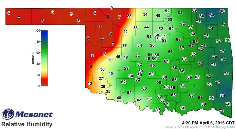 Dick Faurot's Weather Blog: Next Few Days Could Get Interesting