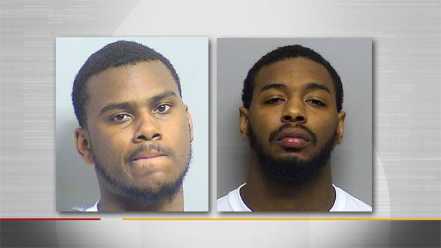 Michigan Men Arrested In Tulsa With Dozens Of Counterfeit Credit Cards