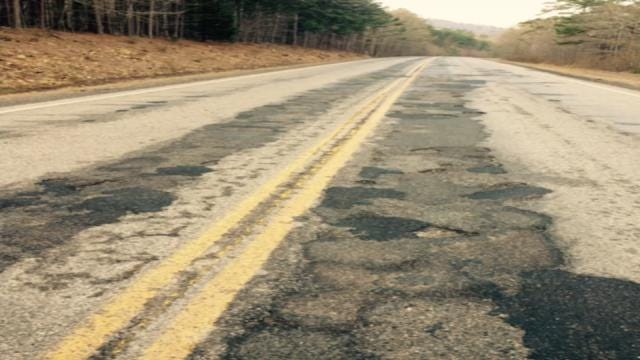 ODOT Blames Deteriorating Roads On Underfunding, Freeze Cycle
