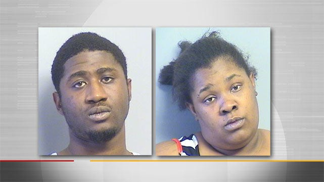 Police Arrest Two In Connection With Early Morning Tulsa Robbery