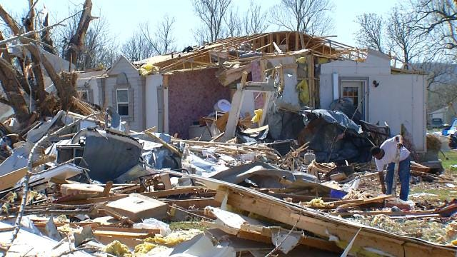 SBA Disaster Assistance Available To Tulsa County Tornado Victims