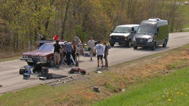 Filmmakers Offered Rebates To Bring Action To Oklahoma