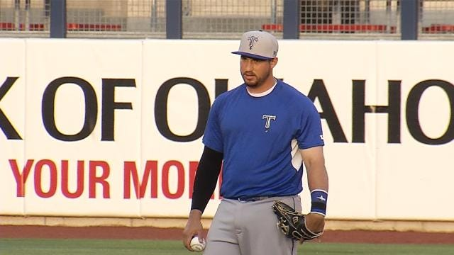 Drillers Trade Chris O'Brien Hours Before Opening Game