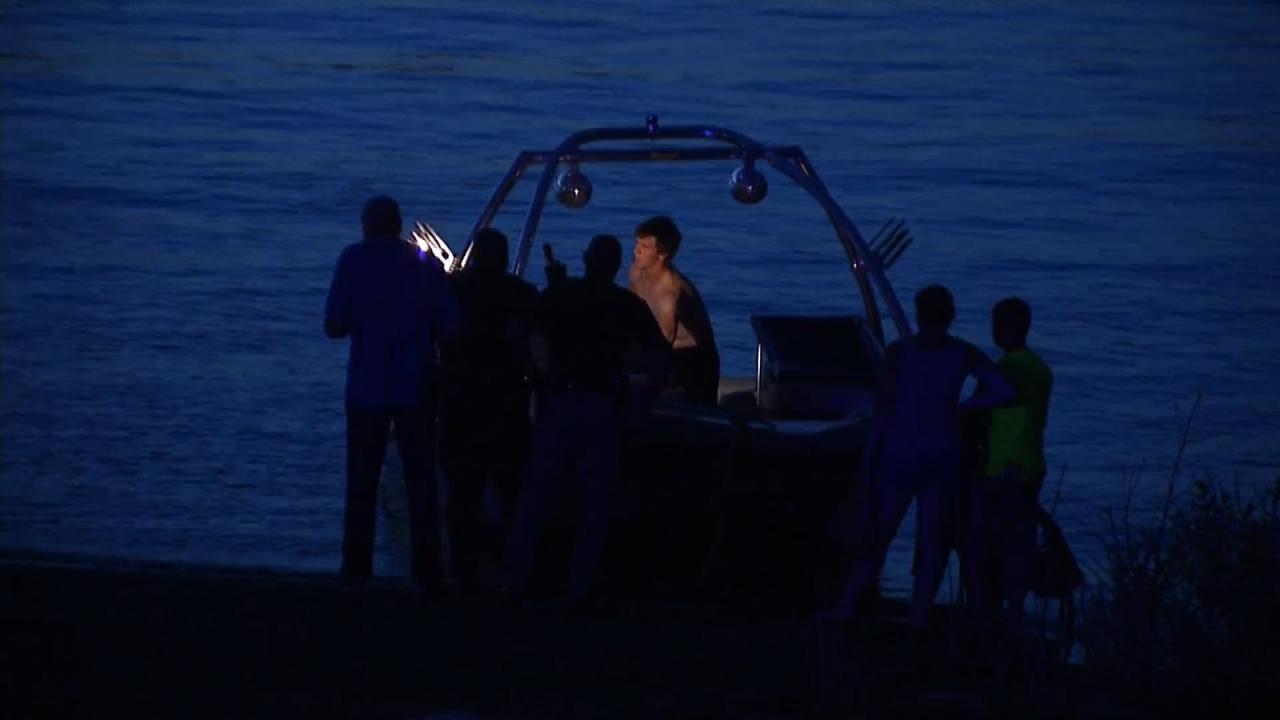 Boat Collision On Keystone Lake Sends Sapulpa Woman To Hospital