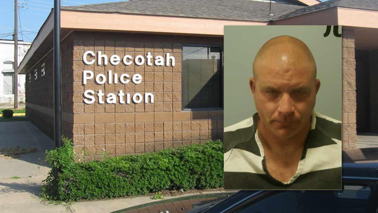 Checotah Police Officer Arrested On Drug Complaint