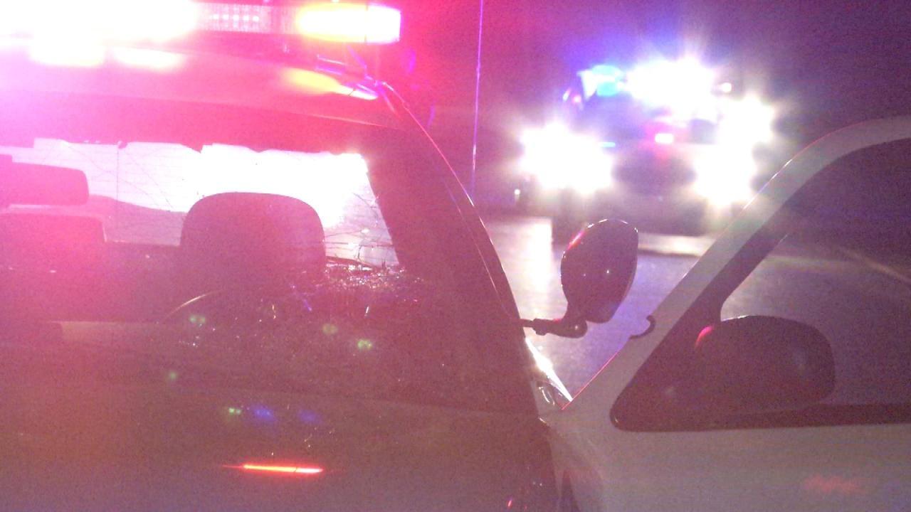 Wagoner Police Officer Hits Pedestrian On Highway 51