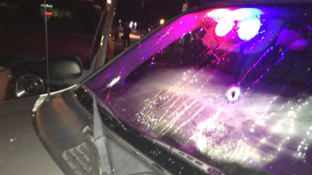 Ferguson Protests Marred By Gunfire